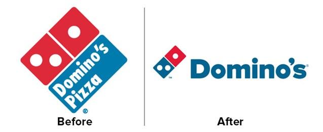 1. Domino's Pizza