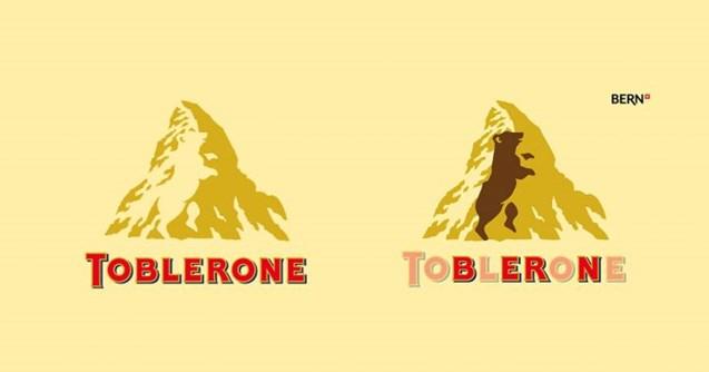3. Toblerone