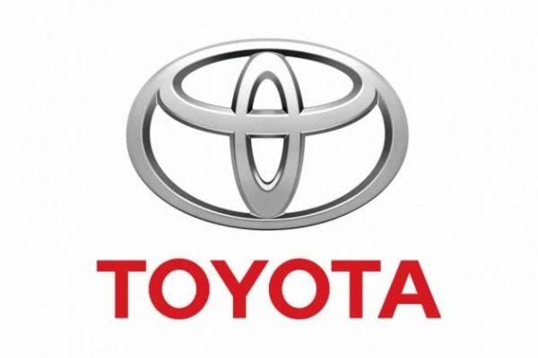 7. Toyota