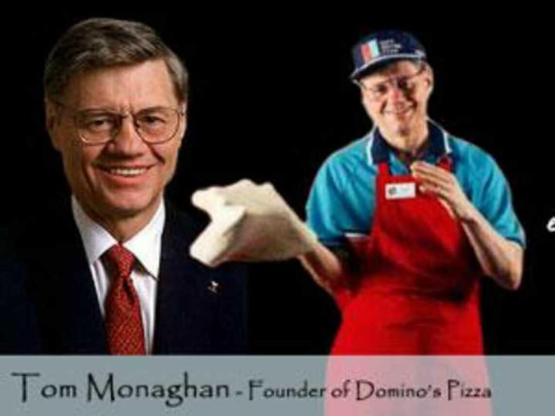 Tom Monaghan - kẻ vô gia cư và con đường thành lập đế chế Domino's Pizza chỉ với 77 USD
